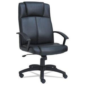 Alera CL Series High-Back Leather Chair