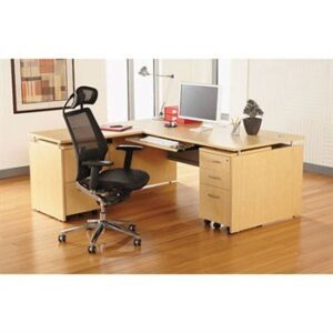 """Alera Sedina Series 'L-Desk"""" Configuration"""