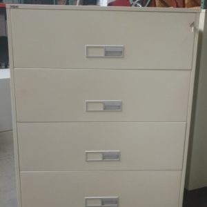 Used FireGuard Lateral Files