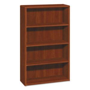 HON 10700 Series 4 Shelf Bookcase