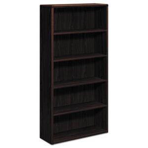 HON 10700 Series 5 Shelf Bookcase
