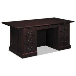HON 94000 Series Desk – Double Ped