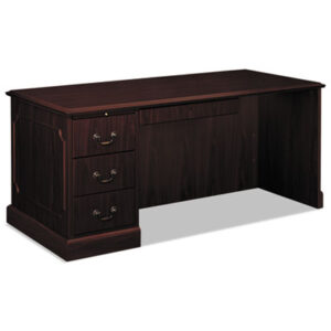 HON 94000 Series Desk – Single Ped
