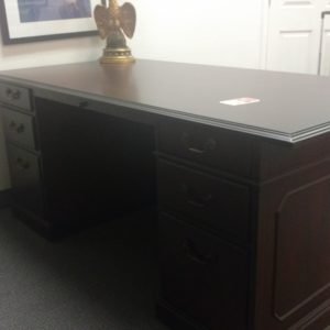 Kimball Senator Series Straight Desk